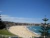 Blick ueber Bondi-Beach von Sueden