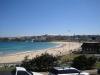 Blick ueber Bondi-Beach von Norden